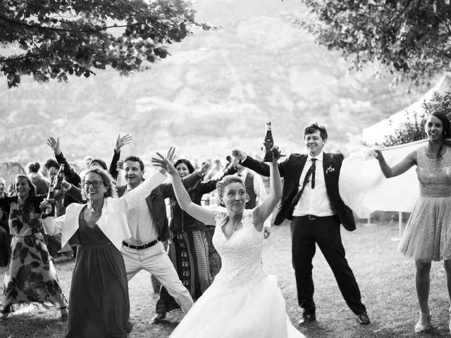 Il matrimonio di Diego e Silvia a Cogne, Aosta 35