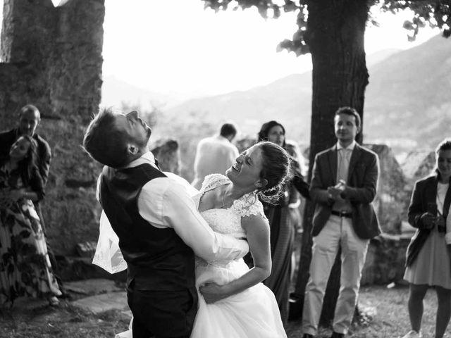 Il matrimonio di Diego e Silvia a Cogne, Aosta 36