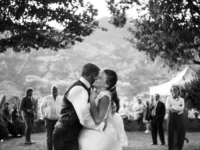 Il matrimonio di Diego e Silvia a Cogne, Aosta 37