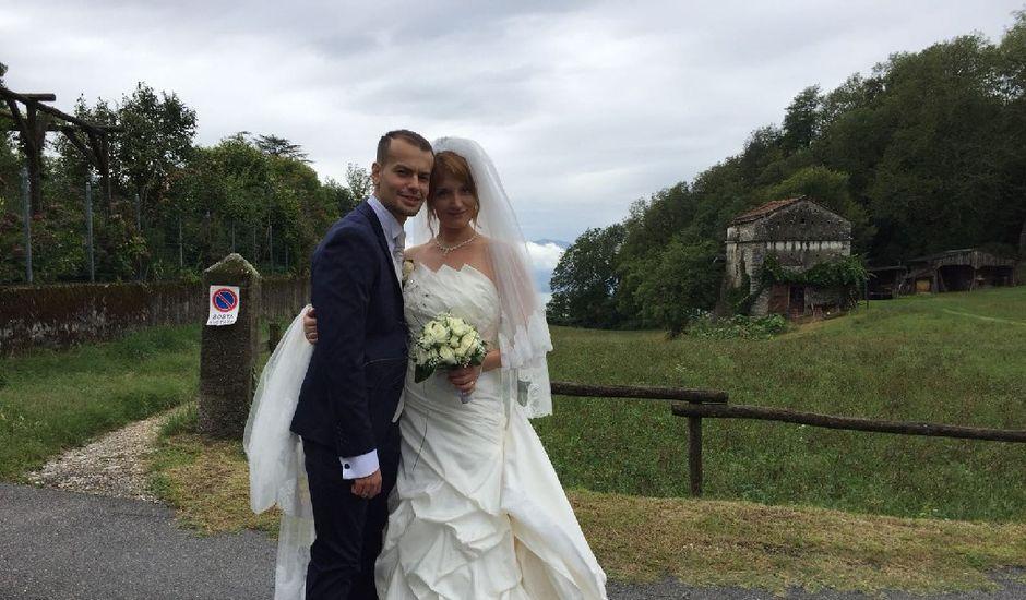 Il matrimonio di Luciano  e Lilia a Luino, Varese