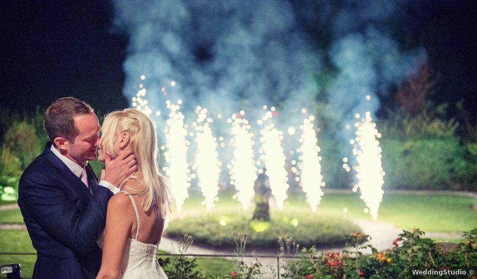 Il matrimonio di Pieter e Janne a Varese, Varese