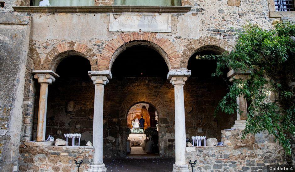 Il matrimonio di Davide e Silvia a Bracciano, Roma