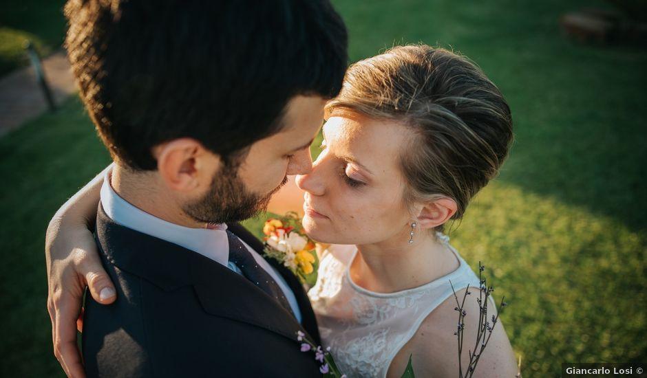 Il matrimonio di Mirko e Sara a Castelvetro Piacentino, Piacenza