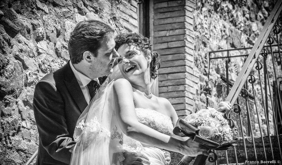 Il matrimonio di Luca e Sarah a Montieri, Grosseto