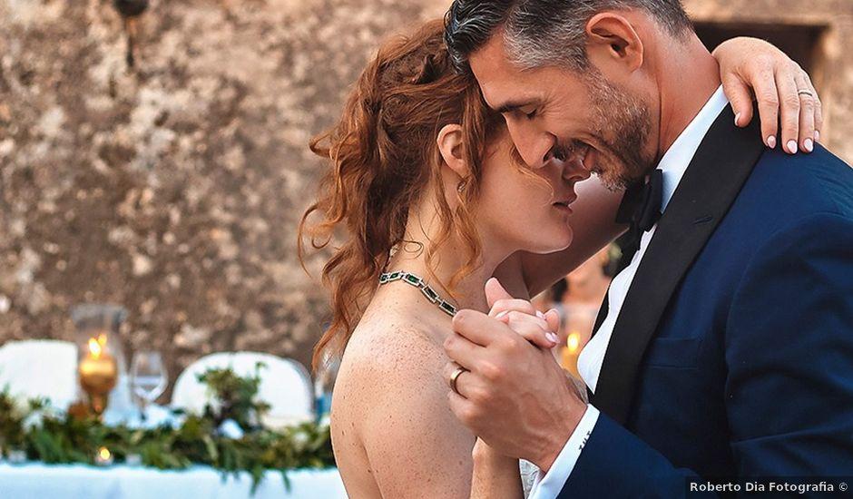Il matrimonio di Paul e Leah a Castellammare del Golfo, Trapani