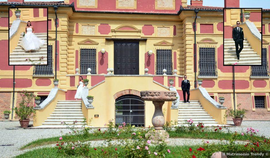 Il matrimonio di Stefano e Eleonora a Bagnolo San Vito, Mantova