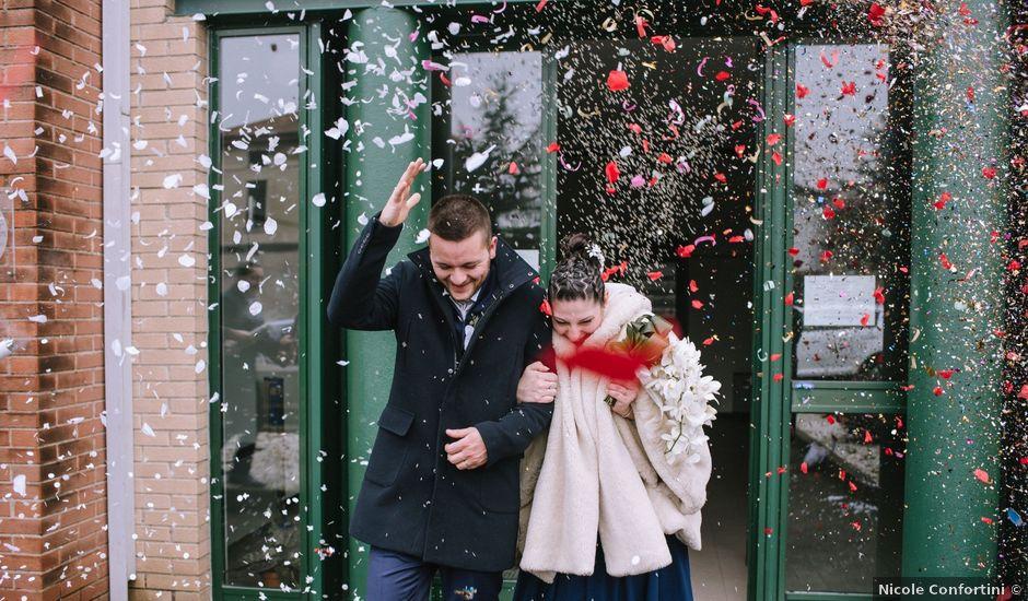 Il matrimonio di Simone e Sara a Covo, Bergamo
