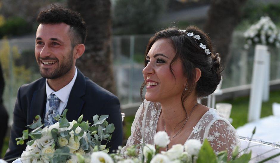 Il matrimonio di Andrea  e Vanessa  a San Gregorio di Catania, Catania