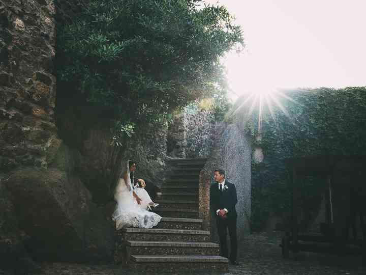 le nozze di Maria e Matt