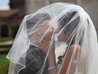 Le nozze di Kelly e Roberto