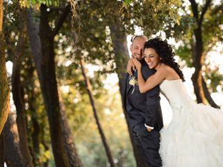 Le nozze di Francesca e Gianluca