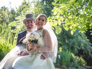 Le nozze di Sabrina e Willy