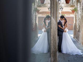 Le nozze di Fabrizia e Riccardo