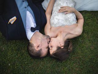Le nozze di Viola e Franco
