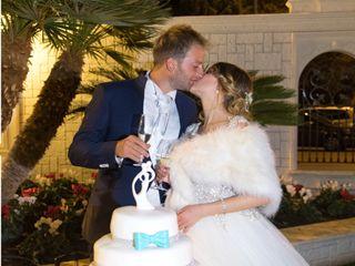 Le nozze di Ivana e Giuseppe 1