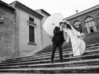 Le nozze di Bliss e Giacomelli