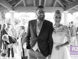 Le nozze di Laura e Gilian