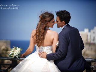Le nozze di Arianna e Vincenzo 1