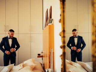 Le nozze di Fabiola e Mattia 1