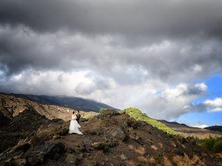Le nozze di Carmelo e Graziana