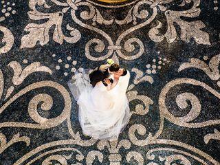 Le nozze di Francesca e Daniel