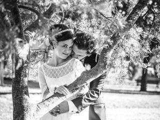 le nozze di Eugenia e Matteo 1