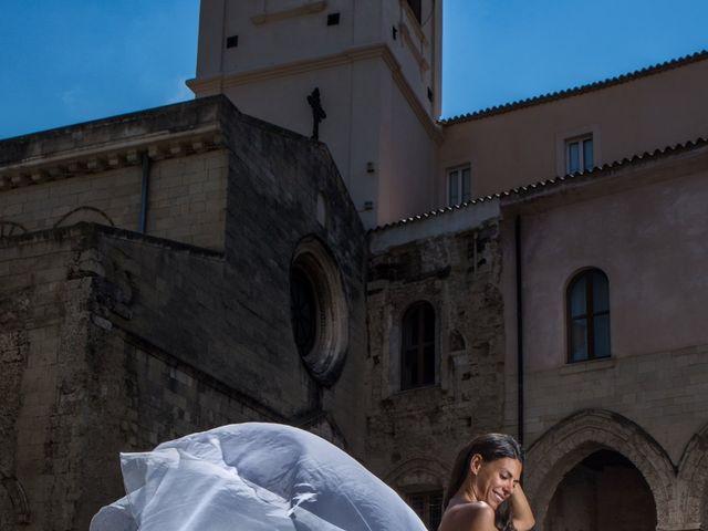 Il matrimonio di Riccardo e Fabrizia a Pizzo, Vibo Valentia 19