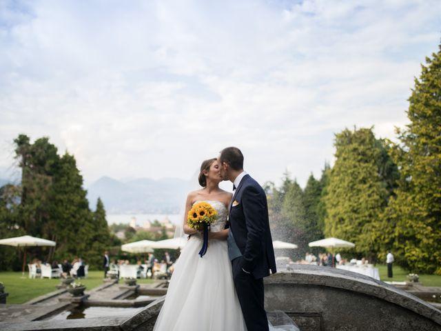 Il matrimonio di Franco e Viola a Stresa, Verbania 17