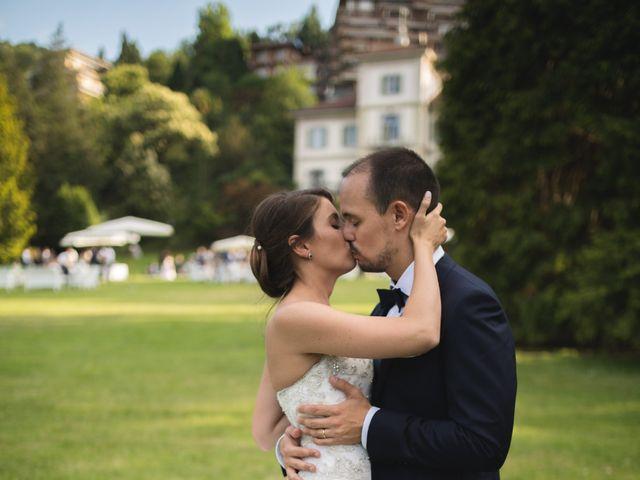 Il matrimonio di Franco e Viola a Stresa, Verbania 22