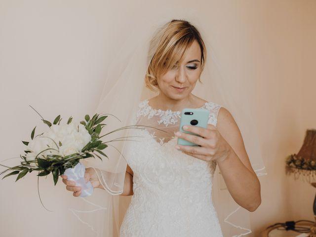 Il matrimonio di Calogero e Elena a Salemi, Trapani 19