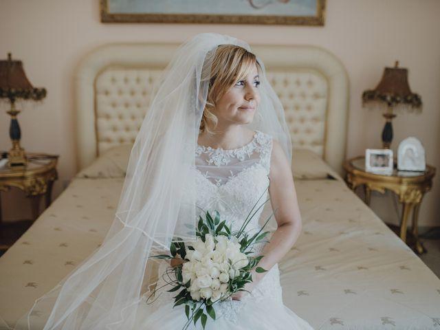 Il matrimonio di Calogero e Elena a Salemi, Trapani 20