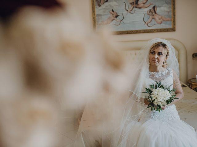 Il matrimonio di Calogero e Elena a Salemi, Trapani 22
