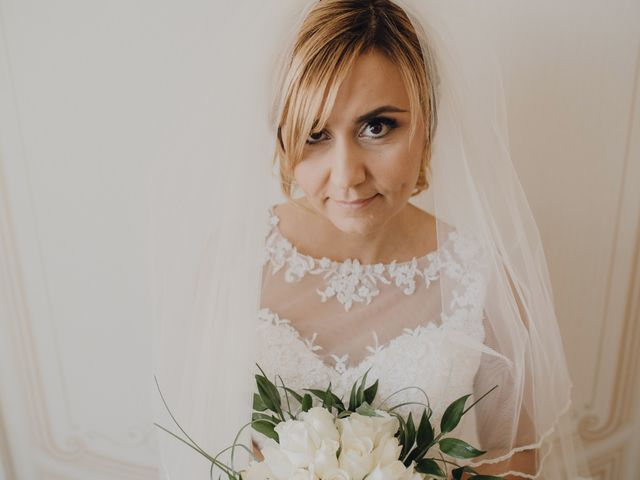 Il matrimonio di Calogero e Elena a Salemi, Trapani 27