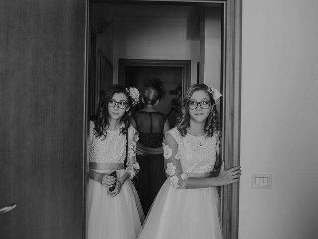 Il matrimonio di Calogero e Elena a Salemi, Trapani 29