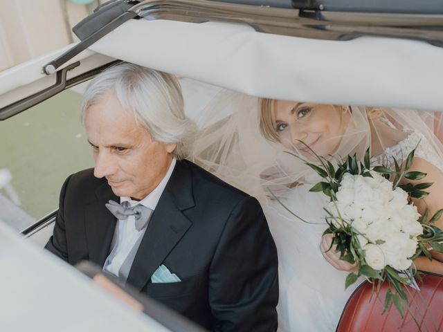 Il matrimonio di Calogero e Elena a Salemi, Trapani 35