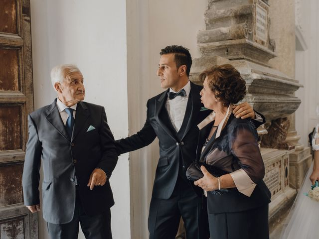 Il matrimonio di Calogero e Elena a Salemi, Trapani 38