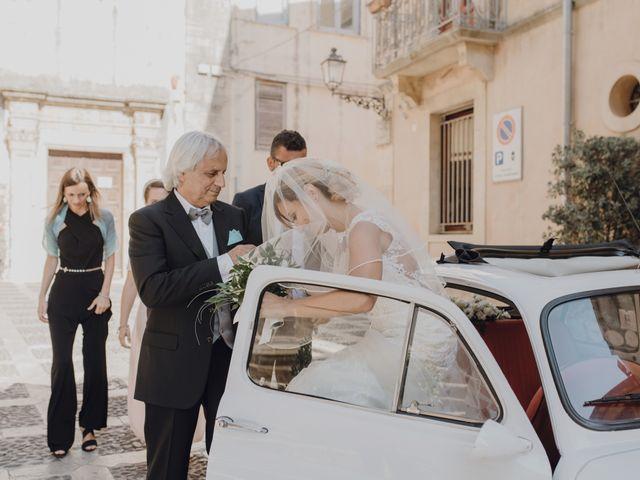 Il matrimonio di Calogero e Elena a Salemi, Trapani 42