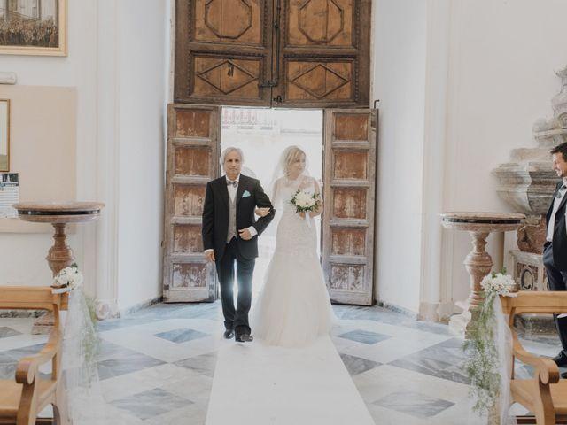 Il matrimonio di Calogero e Elena a Salemi, Trapani 43