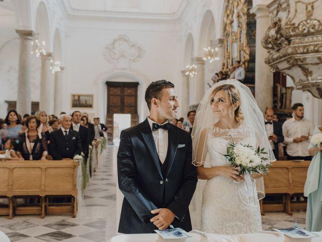 Il matrimonio di Calogero e Elena a Salemi, Trapani 44