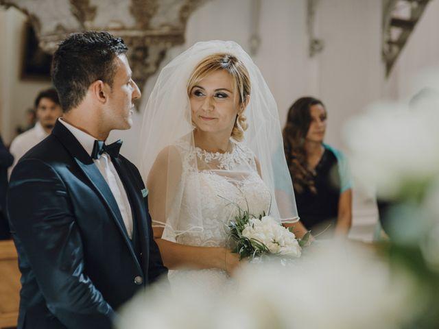 Il matrimonio di Calogero e Elena a Salemi, Trapani 45