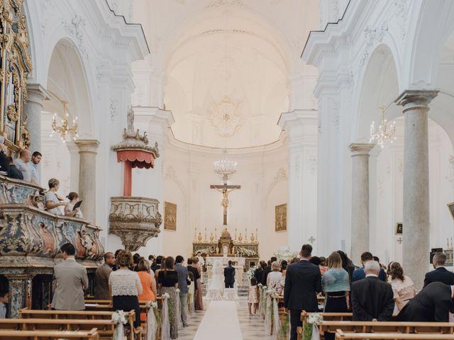 Il matrimonio di Calogero e Elena a Salemi, Trapani 47