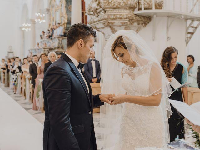 Il matrimonio di Calogero e Elena a Salemi, Trapani 53