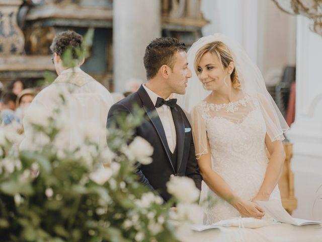 Il matrimonio di Calogero e Elena a Salemi, Trapani 60
