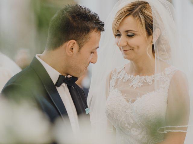 Il matrimonio di Calogero e Elena a Salemi, Trapani 61