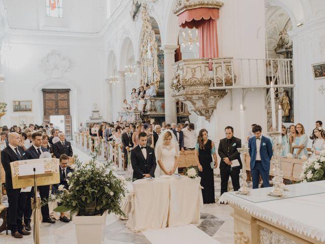 Il matrimonio di Calogero e Elena a Salemi, Trapani 64