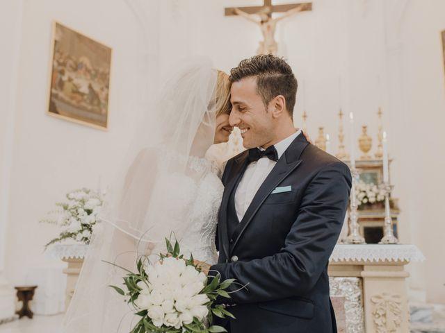 Il matrimonio di Calogero e Elena a Salemi, Trapani 65
