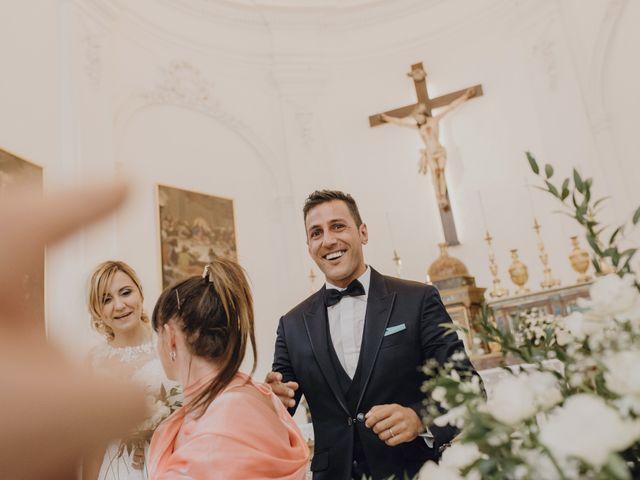 Il matrimonio di Calogero e Elena a Salemi, Trapani 66