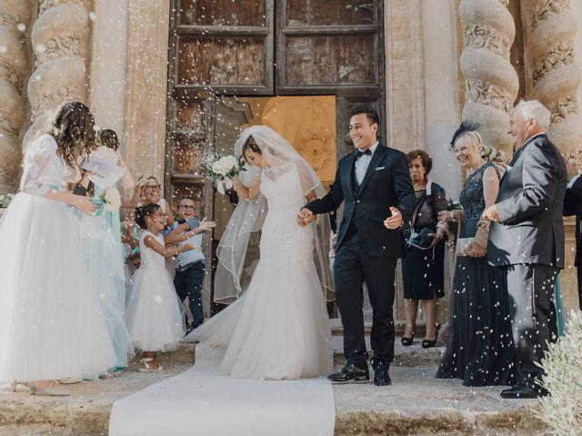 Il matrimonio di Calogero e Elena a Salemi, Trapani 67