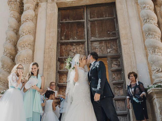 Il matrimonio di Calogero e Elena a Salemi, Trapani 68
