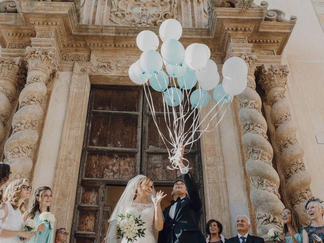 Il matrimonio di Calogero e Elena a Salemi, Trapani 69